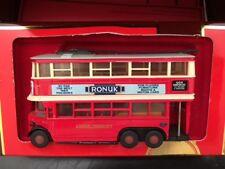 MATCHBOX Yesteryear 1931 AEC Trolleybus Diddler Y10 Ltd. Edition