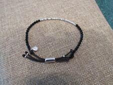 Gorjana Bracelet silver plated Power Gemstone Self-Wisdom Bracelet