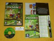 PIKMIN 2 TRIANGOLO BLU  NINTENDO GAMECUBE  ITALIANO COMPLETO GAME CUBE