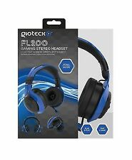 Gioteck Fl200 Wired Gaming Stereo Headset for Ps4 Xbox One PC Mac