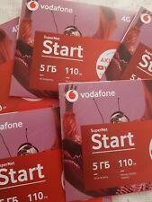 SIM Kard Vodafone Ukraine