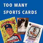 Too Many Sports Cards