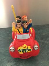 The Wiggles Original Big Red Car Vintage Rare Collectable *Must See* (No Remote)