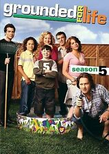 Grounded for Life - Season 5: The Final Season (DVD, 2007, 2-Disc Set) BRAND NEW