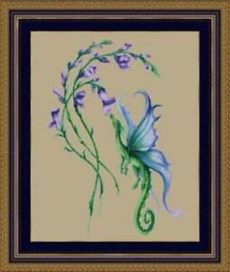 Little Snap Dragon by Kustom Krafts cross stitch pattern