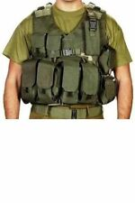 Tactical Vest Blackhawk Carrier Armor Plate Backpack Sapi Protestion Intercepto