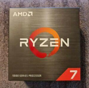 AMD Ryzen 7 5800X Processore CPU per PC (4,7GHz, 8 Core, Socket AM4) Box