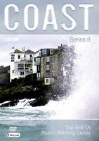 Coast: Series 8 DVD (2013) Neil Oliver cert E 2 discs ***NEW*** Amazing Value