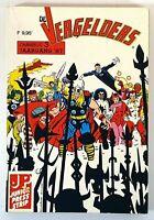 The Avengers Omnibus 3 Marvel Dutch Freigabe Junior Press Vintage 1987 415CA