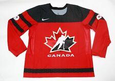 IIHF Team Canada Authentic Nike Swift Size 54 NWT WJC / Olympics