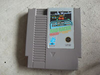 Nintendo Entertainment System NES Rad Racer Game Cartridge
