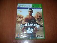 BLACKWATER XBOX 360 KINECT (PAL ESPAÑA PRECINTADO)
