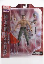 Marvel Select, Wolverine, The Wolverine Movie, Diamond Select Toy, Rare