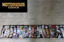 DC Comics Bombshells Complete Variant Set 21 Covers Collection