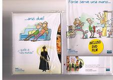 Biglietto + DVD Forse serve una mano. film Tata Matilda - Nuovo in Offerta!