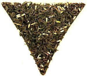 Lavender Earl Grey Loose Leaf Black Tea with Lavender Flower Fantastic Taste
