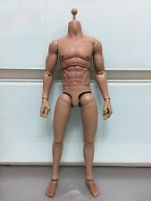 B044 1/6 Action Figure Body - Narrow Shoulder Muscular Body -Fits Hot Toys,Kumik