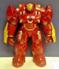 "Marvel Avengers Hulk Buster action figure 12"" Iron Man Suit Hasbro RARE 2015"