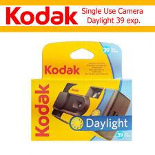 Kodak Single Use Camera Daylight Disposable 39 Exposures Film