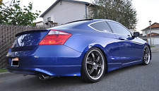 NEW 08 09 10 11 12 HONDA ACCORD COUPE OE HFP STYLE REAR LIP BODY KIT 2008-2012