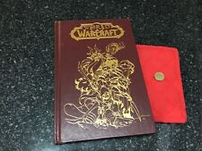 World of Warcraft Book 1 Deluxe Hardcover 2008 978140121836 Exc