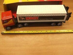 BUDDY L MACK SEMI TRAILER 5253F WITH  ORIGINAL BOX