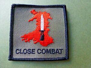 Infantry Training Centre, Brecon (Close Combat)