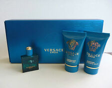 VERSACE Eros Eau De Toilette Perfume for men Gift Box Set, Brand NEW!