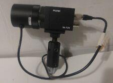 Pulnix Industrial Camera TM-7CN w/ Corsica EX 8mm f/1.4 TV Lens