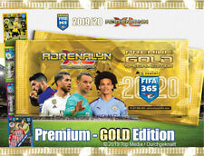 PANINI ADRENALYN XL FIFA 365 2020 Set 4 - 4 X Premium Gold Limited Edition