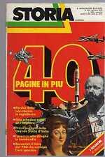storia illustrata - numero speciale gennaio 1978- 40 pagine in più