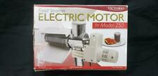 New listing Victorio Food Strainer Electric Motor for Model 250 Item Vkp250-M