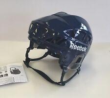 New Reebok 8K Olympics Pro Stock/Return size medium ice  hockey helmet navy blue