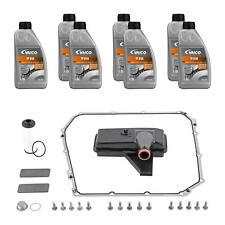 Teilesatz Ölwechsel-Automatikgetriebe für AUDI 7-Gang DSG S-Tronic DL501 0B5 A4