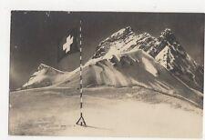 Jungfraujoch RP Postcard Switzerland  187a