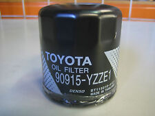 Oil Filter Brand New Genuine Toyota Part No 90915 YZZE1