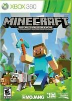 Minecraft Xbox 360 Edition Microsoft Xbox 360 Game Authentic