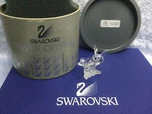 Swarovski Crystal Bumblebee 7615000002 166185. Retired 1997. MIB