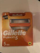 Boite De 5 Lames Gillette Fusion 5 (NEUF) Sous Blister