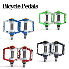 RockBros Mountain Bike Platform Pedals Flat Sealed Bearing Bicycle Pedals