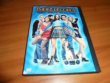 Empire Records (DVD, 2003, Remix: Special Fan Edition 106-Minute Version) Used