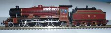 BACHMANN 31-155 JUBILEE  4-6-0 LOCOMOTIVE 5699 'GALATEA' LMS RED