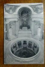 K702 409 PARIS Tombeau de Napoleon 1 er Les Invalides France Postcard c1903