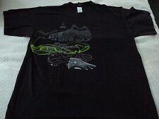 Air Jordan Black T Shirt Size XXL