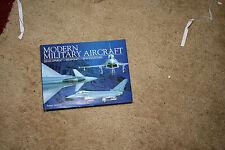 MODERN MILITARY AIRCRAFT BOOK BY ROBERT JACKSON