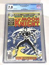 Marvel Comics Spotlight #28 1976 1st Solo Moon Knight CGC 7.0 FN / VF WP KEY