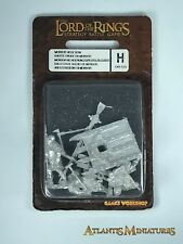Metal Orc Siege Bow Blister - OOP - LOTR / Warhammer / Lord of the Rings C442