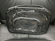 Three clear cosmetic bags, Travel Set