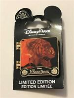 2016 JUNGLE BOOK LIVE ACTION- OPENING DAY LE 2000 DISNEY PIN 114499