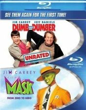 Mask Dumb and Dumber 0794043157318 Blu Ray Region a P H